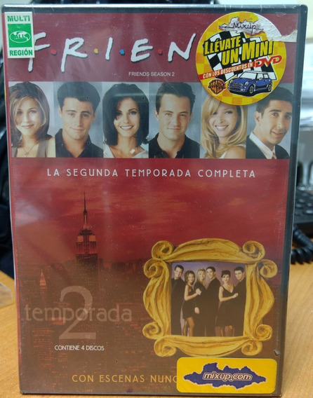 Serie Friends Temporada 2