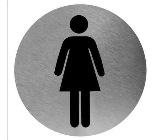 Imagen 1 de 1 de Señal Wc Mujeres