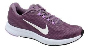 Tenis Nike Runallday Violeta Branco - 898484-500
