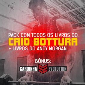 Pack Caio Bottura + Andy Morgan + Bônus Foda