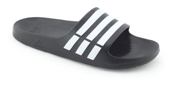 Chinelo Unissex Duramo Slide Original Com Nf - adidas