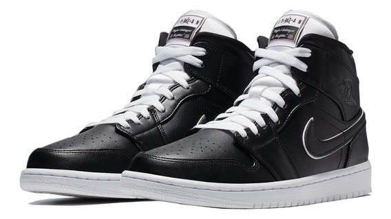 Tênis Nike Air Jordan 1 Mid Maybe I Destroyed The Game