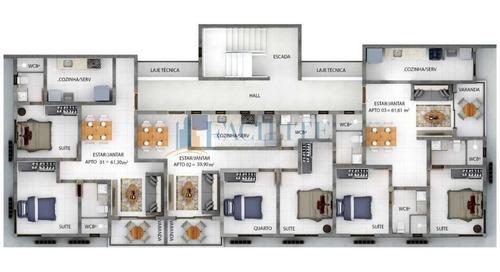 Apartamentos A Venda, Intermares - 37254-40655
