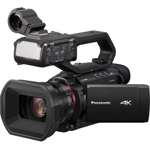 Filmadora Panasonic Hc-x2000 Uhd 4k Pro 3g Sdi/hdmi