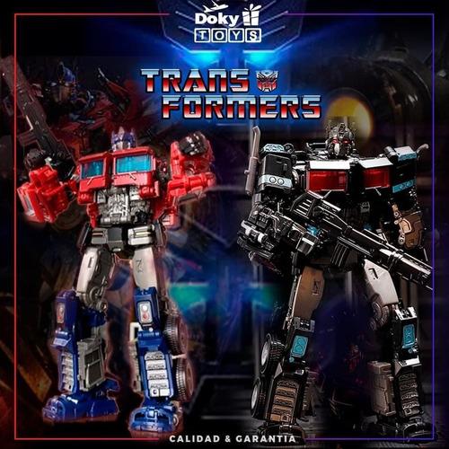 Imagen 1 de 6 de Transformers Optimus Prime