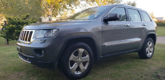 Jeep Grand Cherokee 2011 3.6 Limited 286hp At