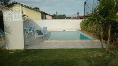 Casa Residencial À Venda, Maria Paula, São Gonçalo. - Ca0707