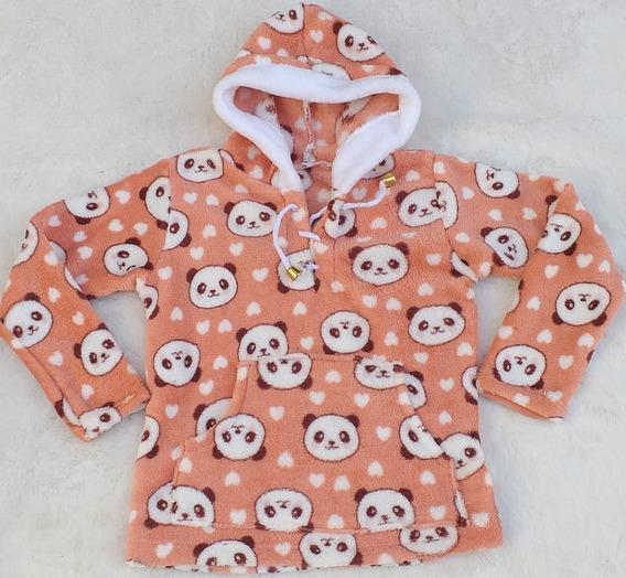 Blusa Soft Infantil Tam 6..8