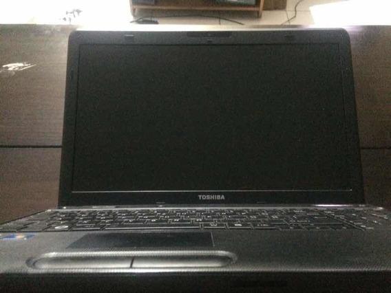Notebook Toshiba Satellite C660d