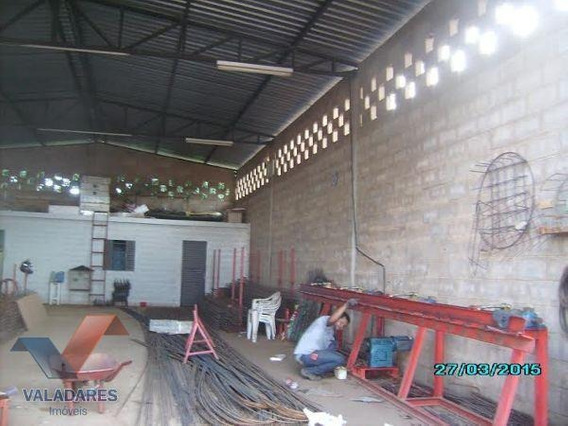 Galpão Para Venda Em Palmas, Plano Diretor Sul - 566969