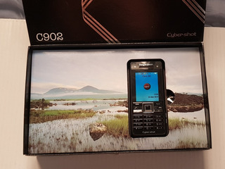 Celular Sony Ericsson C902 Claro Nokia Samsung Lg Siemens