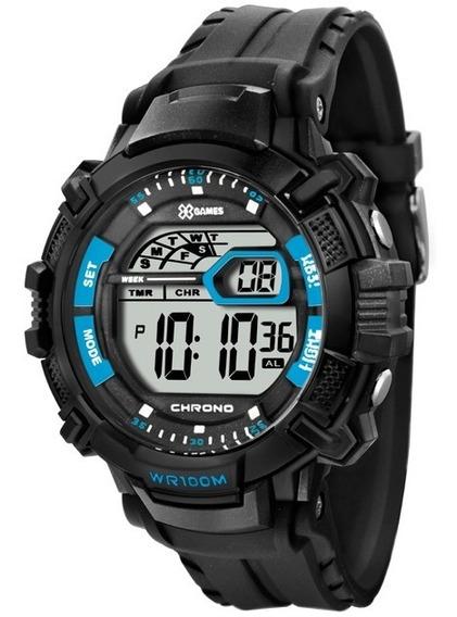 Relógio X-games Masculino Xmppd339 Bxpx C/ Garantia E Nf