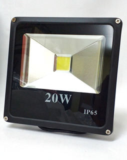 Reflector Led 20 Watt Bajo Consumo Alta Potencia 220 V