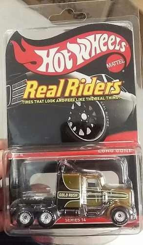 Hot Wheels - Real Riders - Long Gone - 1:64