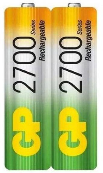 Bateria Recargable Aa 2700 Mah Para Control Remoto Directv
