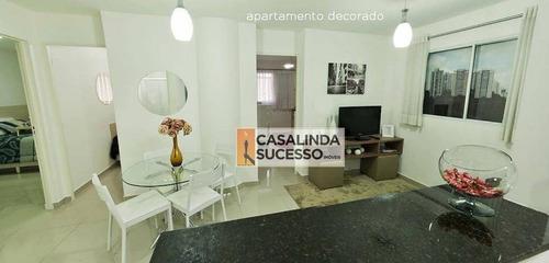 Imagem 1 de 12 de Apartamento À Venda, 50 M² Por R$ 269.000,00 - Itaquera - São Paulo/sp - Ap4425