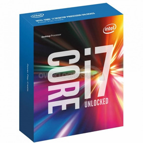 Processador Intel Core I7 6700k 4.0 Ghz Lacrado