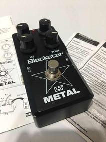 Pedal Lt Metal - Guitar Distortion / Distorção Para Guitarra