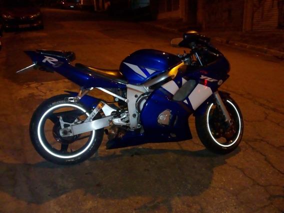 Moto Yamaha Yzf 600 Cilindradas R6 Ano1999 Whats 11946078579