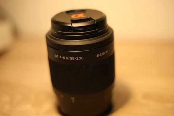 Sony Dt 55-200 Mm F45.6 Sam