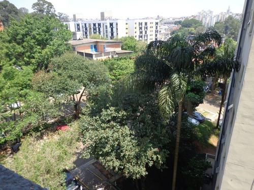 Apartamento Com 2 Dormitórios Para Alugar, 62 M² Por R$ 1.200,00/mês - Vila Campestre - São Paulo/sp - Ap15011