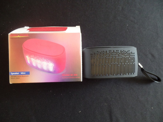 Caixinha De Som Para Celular / Tablet - Speaker Mini - M-305