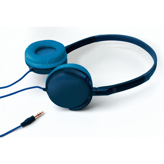 Headphone Estéreo Comfort Azul One For All | Sv5335