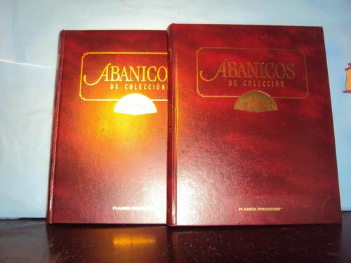 Abanicos De Coleccion 2 Tomos 2003