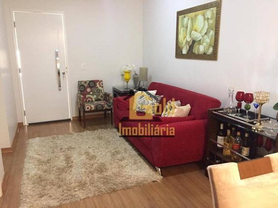 Casa Com 2 Dormitórios Para Alugar, 104 M² Por R$ 2.600/mês - Vila Do Golf - Ribeirão Preto/sp - Ca1043