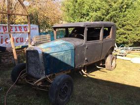 Ford A Rad Rot Para Restaurar 1929