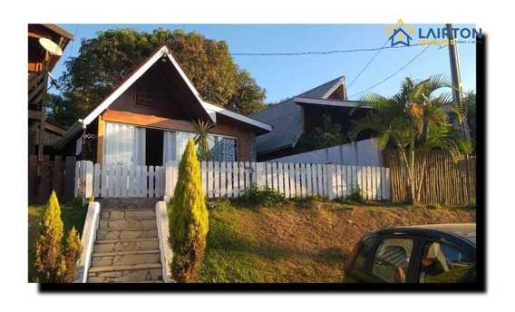 Chalé À Venda Em Condomínio Fechado - Atibaia Sp - Ca2095