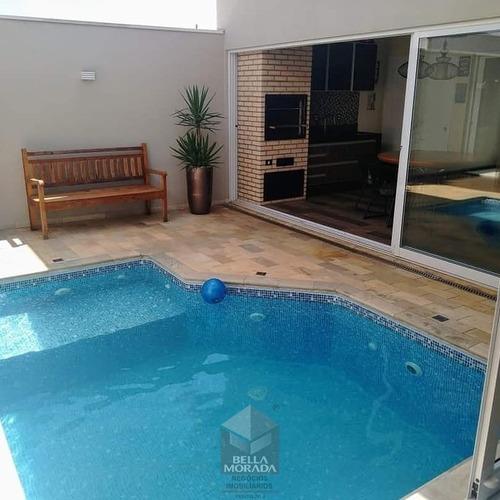 Casa À Venda No Condomínio Vale Das Oliveiras - Cc-349-1