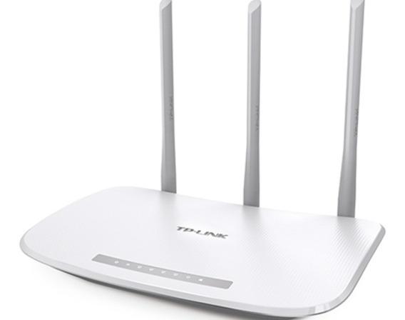 Router Tplink Tres Antenas 300mbps Modelo Tl-wr845n