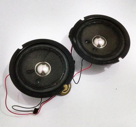 Kit 2 Alto Falantes Speakers 87-ns7-610-01 Aiwa 6 Ohms