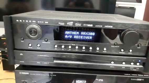 Receiver Anthem Mrx-300 - Marantz - Denon - Yamaha