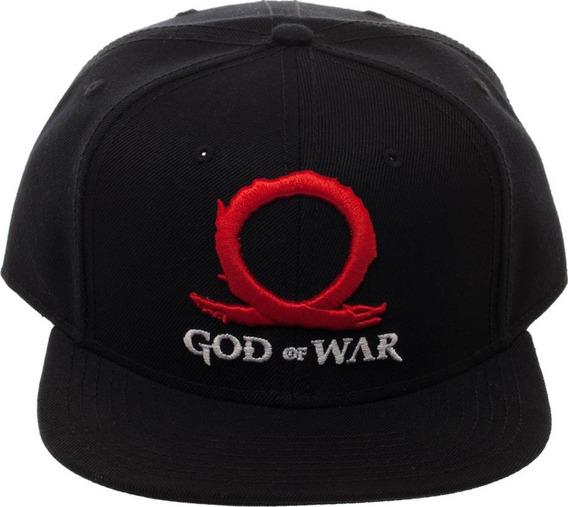 Gorra God Of War Licenciada Original