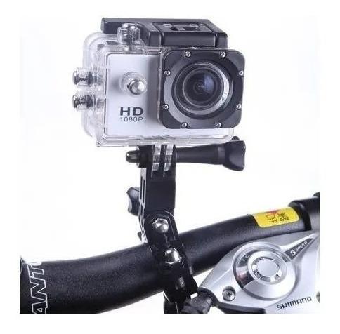 Mini Câmera Filmadora Sports Full Hd Carro Bike Moto Hdmi