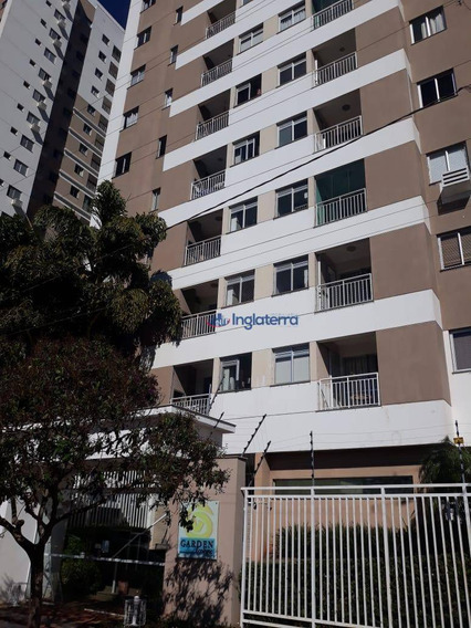 Apartamento Para Alugar, 70 M² Por R$ 1.000,00/mês - Aurora - Londrina/pr - Ap1079