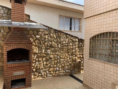 Sobrado Com 3 Dormitórios À Venda, 135 M² Por R$ 950.000 - Jardim Anália Franco - São Paulo/sp - So6458