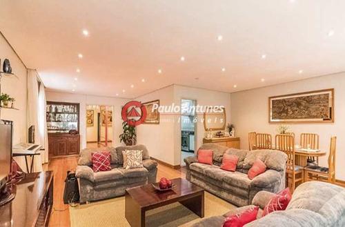 Imagem 1 de 17 de Apartamento 4 Dorms - R$ 1.700.000,00 - 218m² - Código: 8747 - V8747