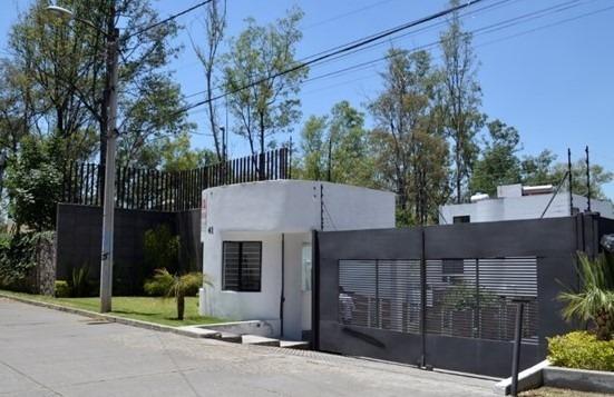 Magnifica Casa Minimalista A Una Calle Del Lago De Guadalupe