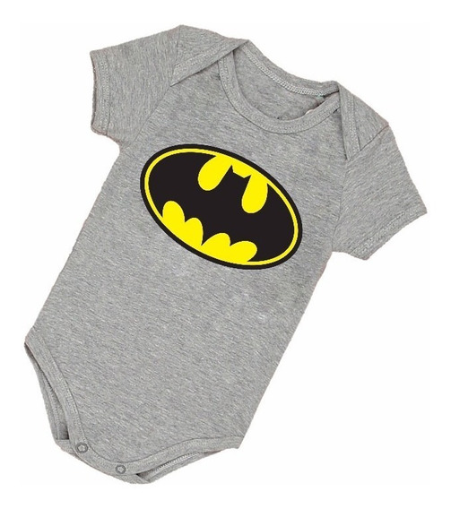 Body Super Diferente Infantil Bebê Batman Roupa Nenem B003cz