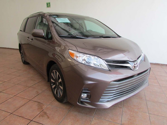 Toyota Sienna Xle At 2020 Cafe