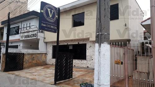 Imagem 1 de 15 de Casa Comercial Em Centro  -  Osasco - 35662