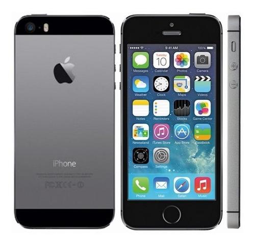 Smartphone iPhone 5s 16 Gb Vitrine Novo