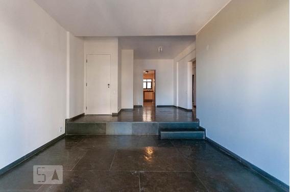 Apartamento No 3º Andar Com 2 Dormitórios E 1 Garagem - Id: 892954835 - 254835