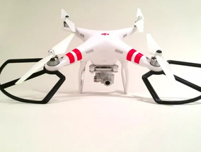 Kit Prop Guard Dji Phantom 1 2 3 Vision Protetor De Hélices