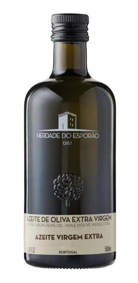 Azeite Português De Oliva Extra Virgem Esporão Vidro 500ml