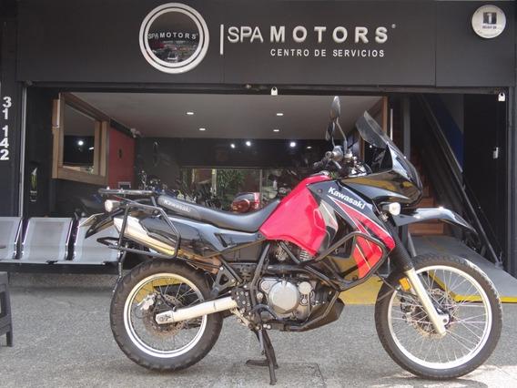 Kawasaki Klr 650 - 2009