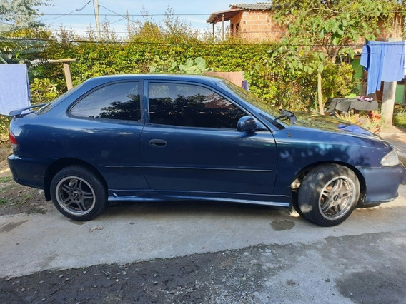Hyundai Accent Accent Coupe 1998